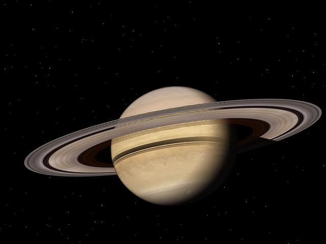 Saturn 3d space tour screensaver v1 0